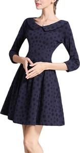 Sukienka Vogue.va mini rozkloszowana