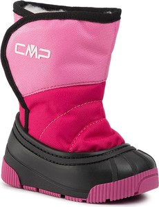 Buty dziecięce zimowe CMP na rzepy