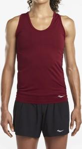 T-shirt Saucony w sportowym stylu