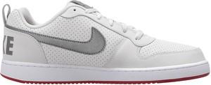 Buty Court Borough Low Nike (biało-szare)