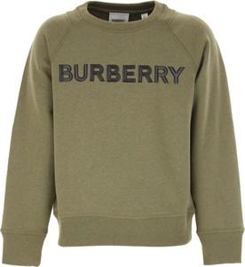 Bluza dziecięca Burberry z bawełny