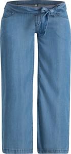 Esprit Dżinsy ciążowe - Loose fit - w kolorze niebieskim
