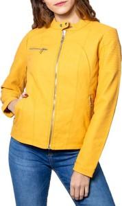 Żółta kurtka Only krótka