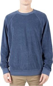 Sweter Edwin z okrągłym dekoltem w stylu casual
