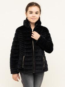 Czarna kurtka dziecięca Guess