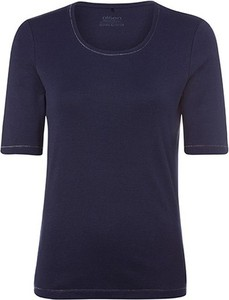 Granatowa bluzka Olsen
