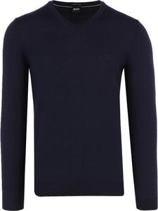 Sweter Boss z jeansu
