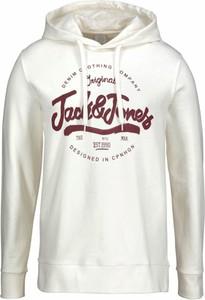 Bluza Jack & Jones z dresówki w sportowym stylu