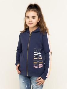 Granatowa bluza dziecięca Guess