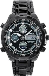 Zegarek męski PERFECT- CARRERO Dual time - A816-8A