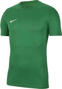 Koszulka dziecięca Nike Team dla chłopców z krótkim rękawem