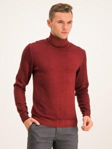 Czerwony sweter Digel