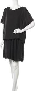 Sukienka Lee Cooper z krótkim rękawem mini w stylu casual