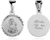 3593d5730f62 Biżuteria srebrna • Biżuteria sztuczna. Zawieszka Sentiell