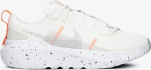 Buty sportowe Nike z płaską podeszwą ze skóry sznurowane