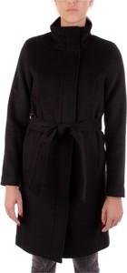 Czarny płaszcz Selected Femme