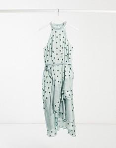 Sukienka Lipsy midi w stylu casual z długim rękawem