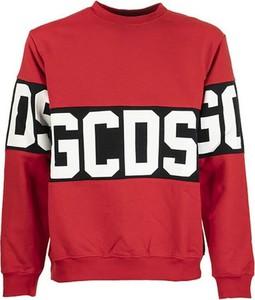 Czerwona bluza Gcds w młodzieżowym stylu