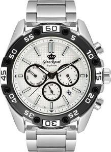 Zegarek męski Gino Rossi Exclusive - VIPER - 3C1