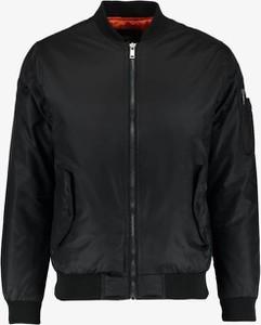 Czarna kurtka Brave Soul w stylu casual krótka