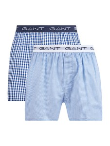 Niebieskie majtki Gant