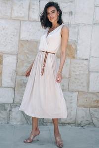 Sukienka Popatu z bawełny