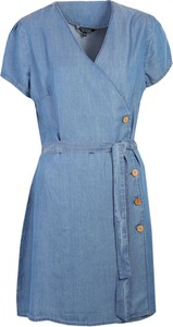 Sukienka Top Secret szmizjerka mini w stylu casual