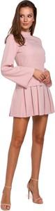 Sukienka Makeover z długim rękawem mini