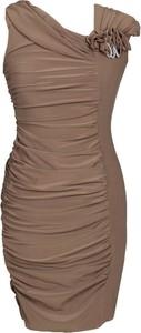 Sukienka Fokus dopasowana mini
