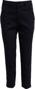 Niebieskie spodnie 2-biz z bawełny