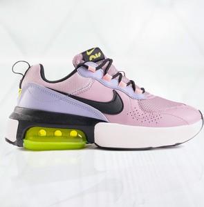 Różowe buty sportowe dziecięce Nike sznurowane dla dziewczynek