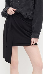 Czarna spódnica Reserved mini