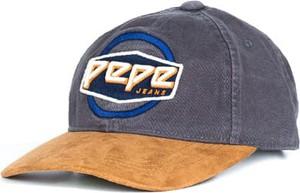 Granatowa czapka Pepe Jeans