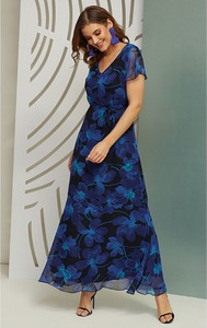 Sukienka Kaskada