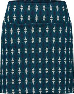 Niebieska spódnica King Louie w stylu casual