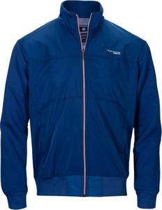 Niebieska bluza WARESHOP z bawełny
