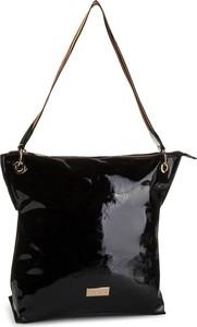 Czarna torebka GIOSEPPO duża na ramię