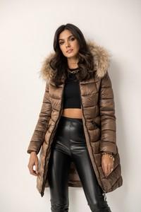 Płaszcz Trendy.ing w stylu casual