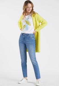 Niebieskie jeansy Monnari w stylu casual