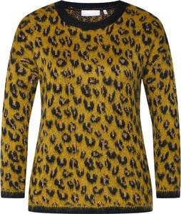 Żółty sweter Rich & Royal