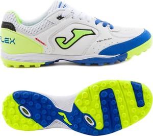 Buty sportowe Joma w sportowym stylu sznurowane ze skóry