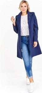 Płaszcz Mes Design z bawełny