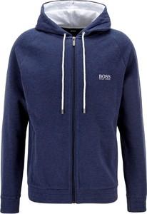 Niebieska bluza Hugo Boss z bawełny