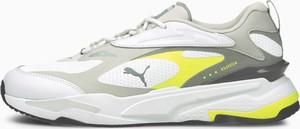Buty sportowe Puma na platformie sznurowane