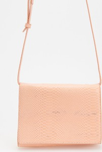 Pomarańczowa torebka Reserved na ramię