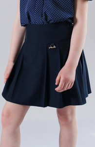 Granatowa spódniczka dziewczęca Jomar