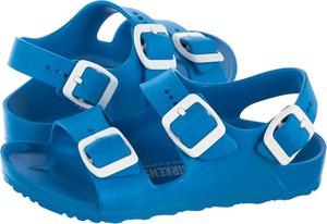 Niebieskie buty dziecięce letnie Birkenstock