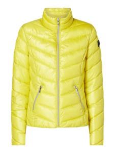 Żółta kurtka Jake*s Collection w stylu casual