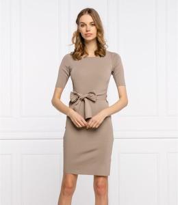 Sukienka Guess mini z krótkim rękawem