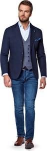 Niebieskie jeansy LANCERTO